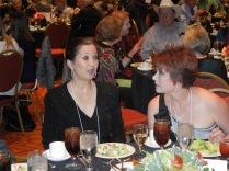 Jan and Linda at OWFI13